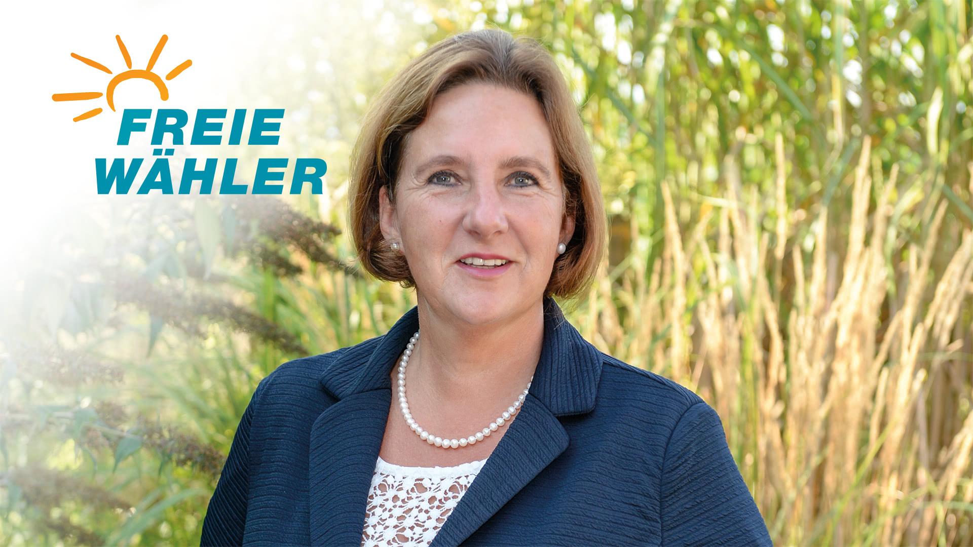 Gisela Hoelscher Freie Waehler