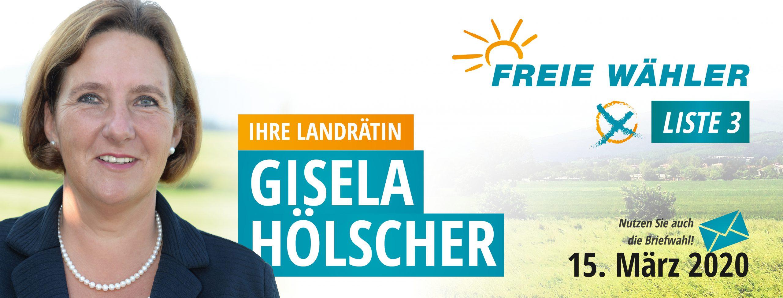 Titelbild Gisela Hölscher