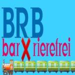Logo BRB Barrierefrei